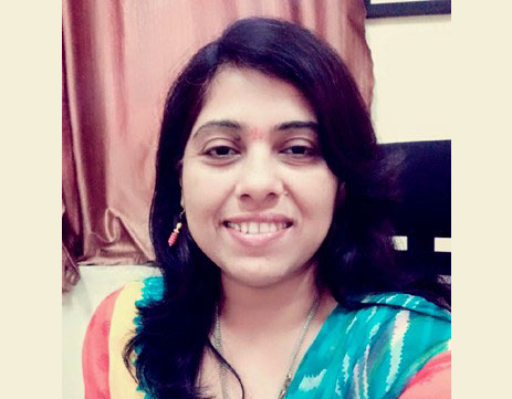 Dr. Ritu Tiwari (On Lien)